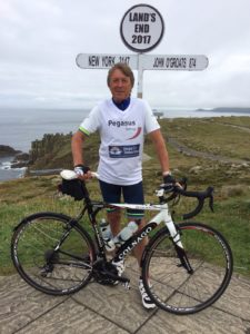Cycling event for Mobile Chemotherapy unit Charity