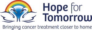 Hope for Tomorrow logo.