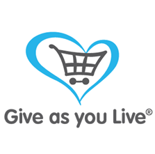 Image for 'Give as you Live' logo